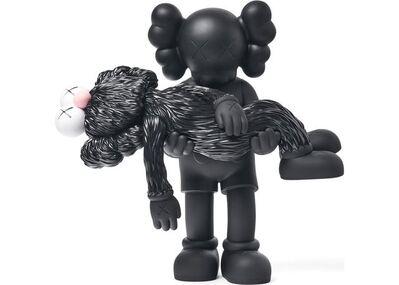 KAWS, 'Gone (Black)', 2019