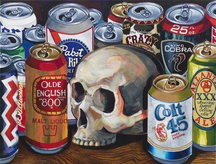 Tom Sanford, 'Still Life Skull', 2020
