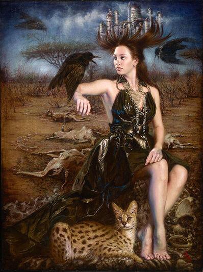 Alexandra Manukyan, 'Prophecies Unheeded', 2015