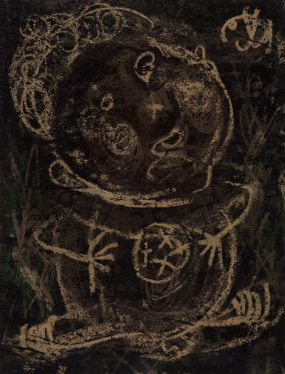 Alfonso Ossorio, 'Welded Baby', 1950
