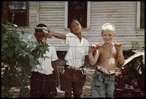 Gordon Parks, 'Untitled, Alabama (37.042)', 1956