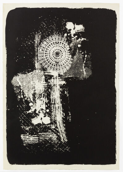 Louise Nevelson, 'Untitled', 1963
