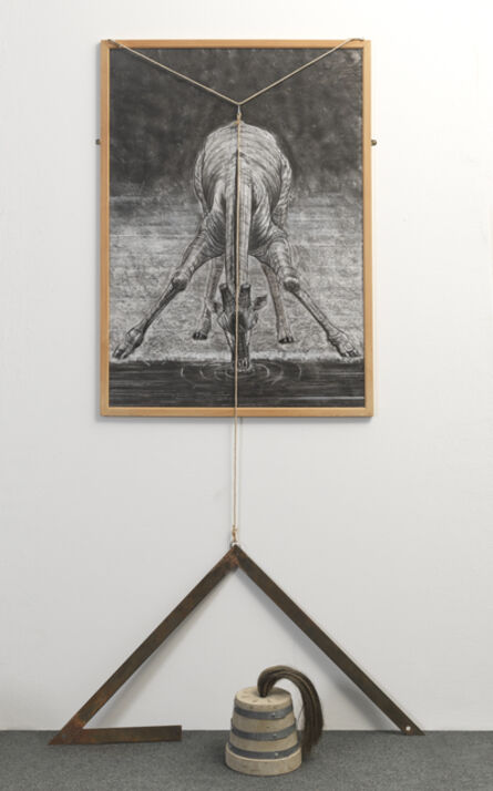Carl Plackman, 'Fall From Grace', 2002