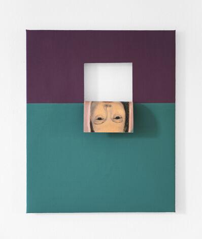 Valeska Soares, 'Doubleface (Quadricone Magenta/Earth Green)', 2019