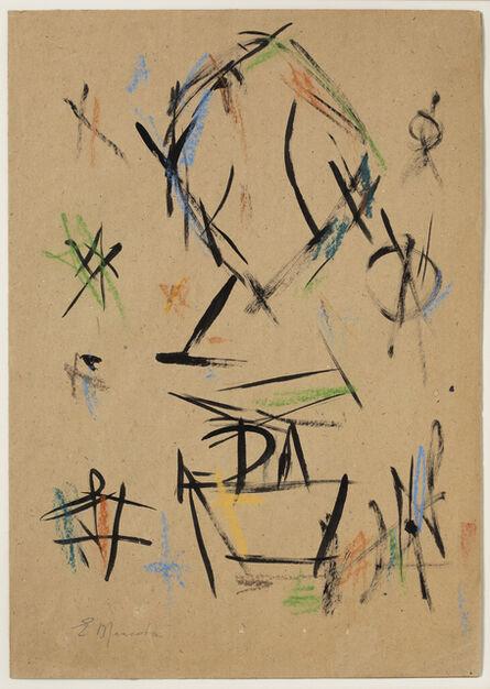 Ernest Mancoba, 'Untitled 16', ca. 1975