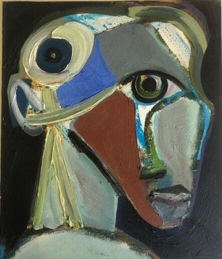 Eric Massholder, 'Kopf', 1984