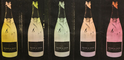 Max Wiedemann, 'The Only Pain is Champagne (Multiple)', 2012