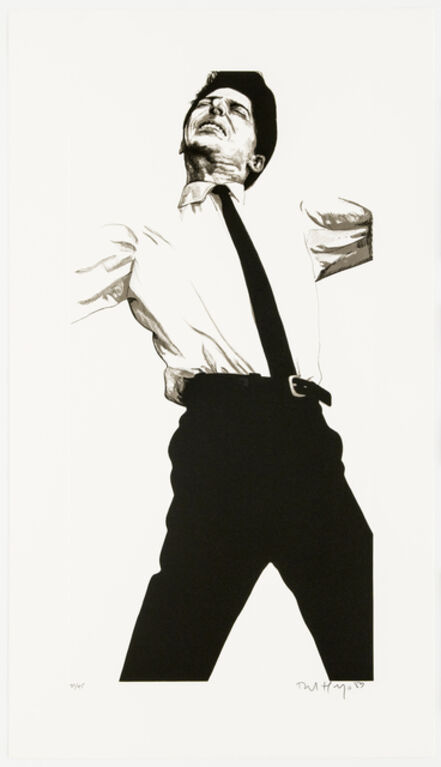 Robert Longo, 'Jules', 1982-1983