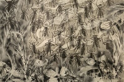 Nobuaki Takekawa, 'Mosquitoes' Resistance Against Fogging', 2020