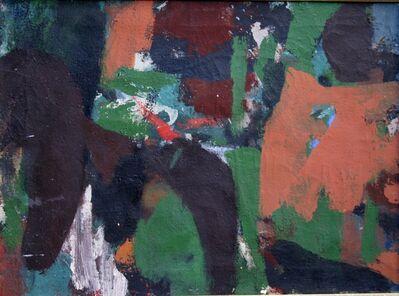 James Brooks, 'A', 1954
