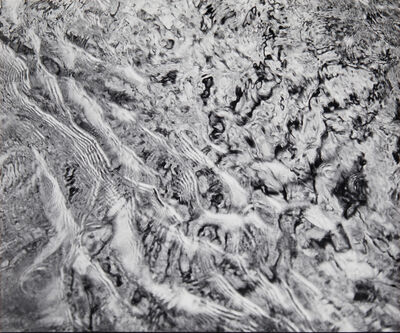 Paul Caponigro, 'Rivorous Water, Little River, Redding, CT', 1970