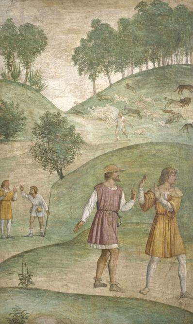 Bernardino Luini, 'The Misfortunes of Cephalus', ca. 1520/1522