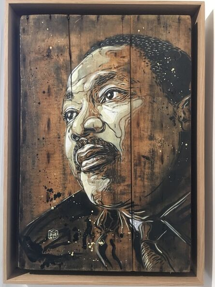 C215, 'M. Luther King', 2015