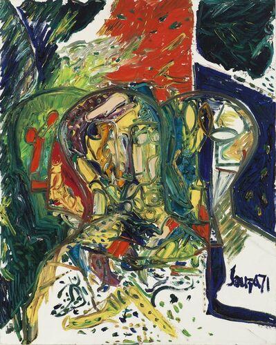 Francis Newton Souza, 'Trimurti', 1971