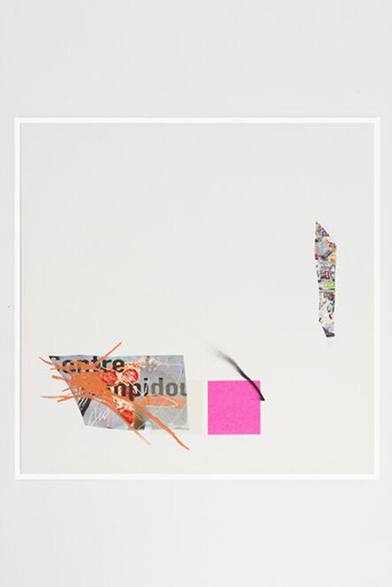 Oso Parado, 'UNPRETZEL #1', 2017