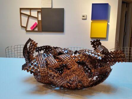 John Garrett, 'Big Baroque Boat Basket', 2013