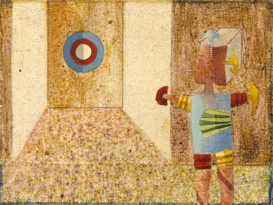 Emilio Tadini, 'Untitled'