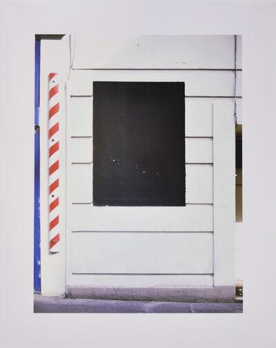 David Batchelor, 'Found Monochrome (black) 15, Newcastle, 11.05.09', 2015
