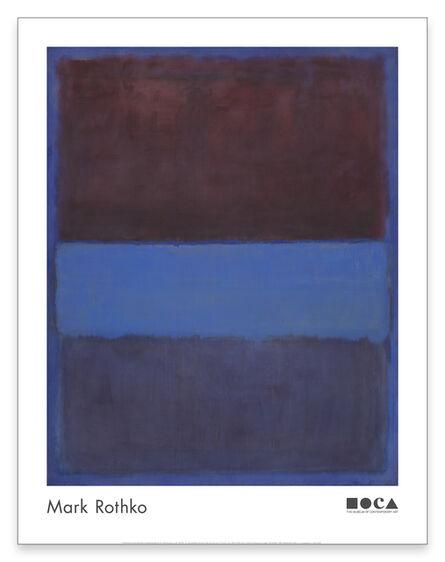 Mark Rothko, 'No. 61 Poster', 2018