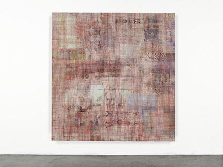 Mandy El-Sayegh, 'Net-Grid (O)', 2020