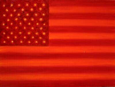 Elling Reitan, 'Red Flag', 2016