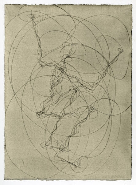 Antony Gormley, 'FEELING MATERIAL (LIFT)', 2015