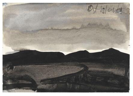 Klaus Fussmann, 'Ostisland', 1980