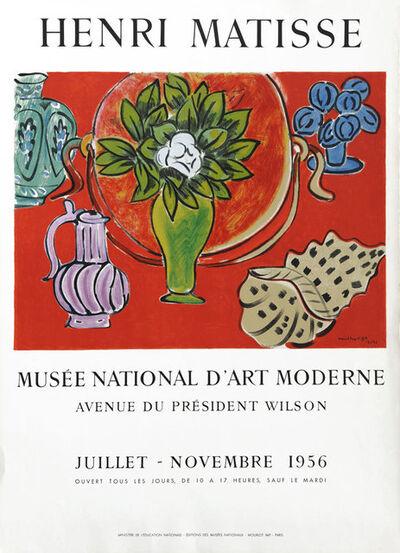 Henri Matisse, 'Musée National d'Art Moderne', 1956
