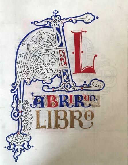Juan Moreno Rodríguez, 'Estudio Isai Líber', 2019
