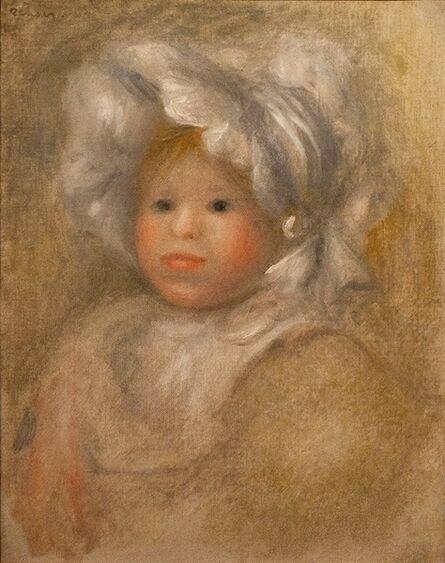Pierre-Auguste Renoir, 'Portrait de Jean Renoir à la capeline ', 1895