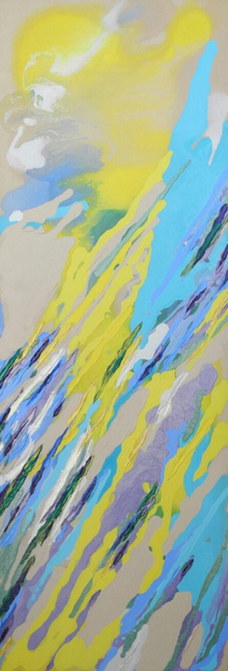Ron Robertson-Swann, 'Tidal Rush', 1990