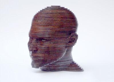 Itamar Jobani, 'Head Study No. 8', 2011