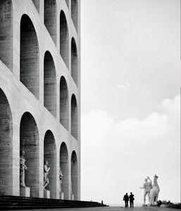Elio Ciol, 'Eur-Roma', 1955