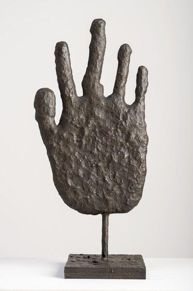 Donald Baechler, 'HAND', 2005