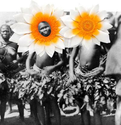 Owanto, 'Flowers IX', 2019