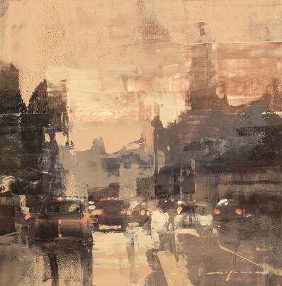 Jeremy Mann, 'Cityscape - Composed Form Study No. 23'