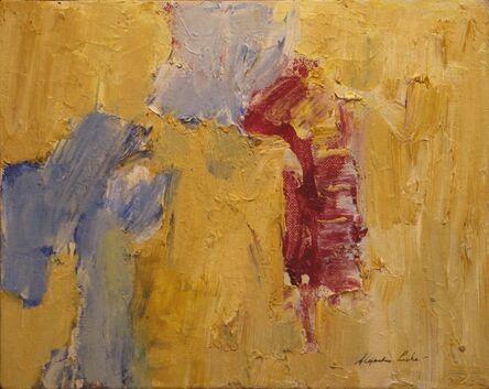 Alexandra Luke, 'Untitled', ca. 1954