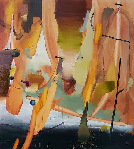 Scott Everingham, 'Downed Masts', 2020