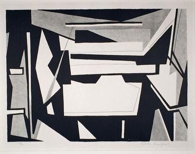 Ralston Crawford, 'LAFAYETTE STREET', 1954