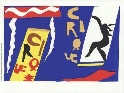 Henri Matisse, 'The Circus', 1989