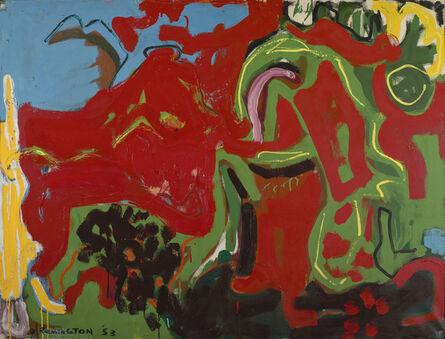 Deborah Remington, 'Apropos or Untitled', 1953