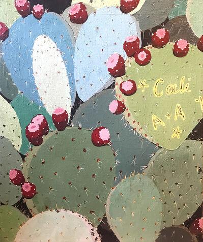 Hilary Pecis, 'Cali Cactus', 2018