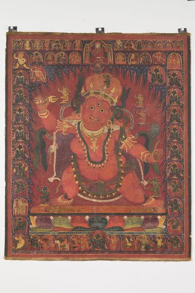 '  Guru Dragpo, a wrathful form of Padmasambhava', 15th century
