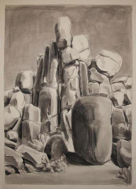 Monica Bernier, 'Joshua Tree Rocks', 2018