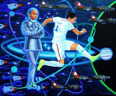 Cathey Miller, 'Quantum B-17's', 2015