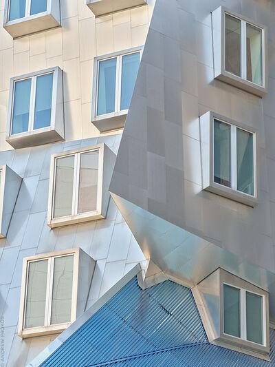 Andrew Prokos, 'Stata Center Detail, MIT', 2021