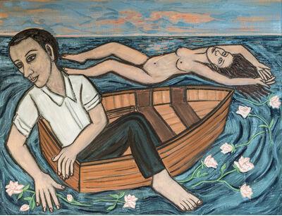 Eileen Cooper, 'Sea of Love', 2020