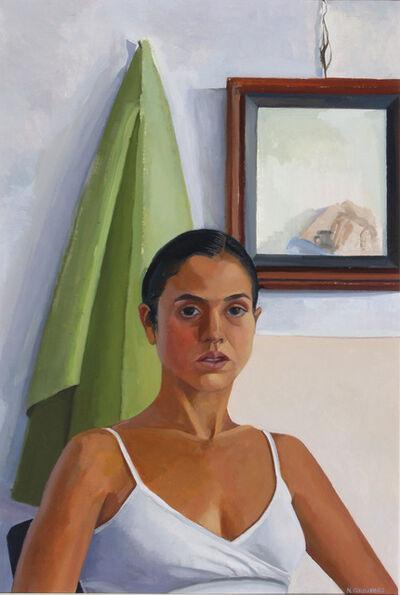 Nancy Grilikhes, 'DANCER IN WHITE', ca. 2018