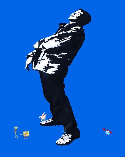 Blek le Rat, 'Friends ', 2008