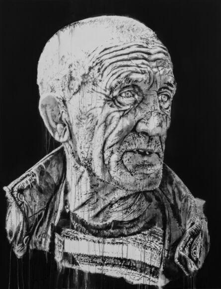 Hendrik Beikirch, 'Sergey', 2017